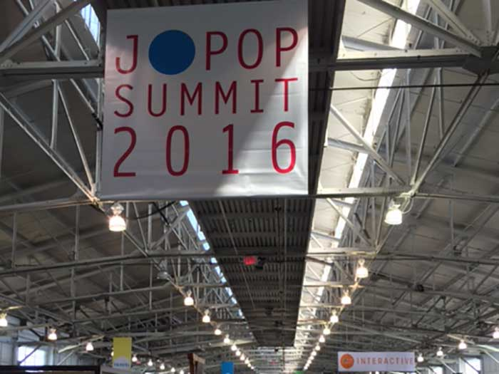 JPOP SUMMIT2016